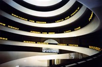 Installation for the Solomon R. Guggenheim Museum, 2