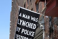Dread Scott, A Man Was Lynched By Police Yesterday 5