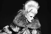 Fur coat by Viktor & Rolf, Photography Richard Bur 1