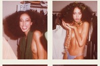 Pat Cleveland, Marie Helvin, and Jerry Hall 9