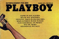 Playboy Cover 1974