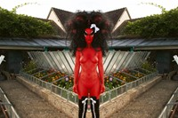 E.V. Day and Kembra Pfahler / Untitled 1, 2012 / 4 9