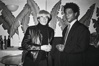 Warhol on Basquiat 5