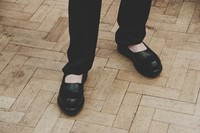 J.W. Anderson SS15 Mens collection, Dazed backstage 19