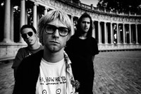 Kurt Cobain with Nirvana 1