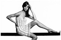 Jean Shrimpton 1965 vogue bailey 0