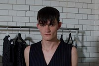 Matthew Miller SS15 Mens collections, Dazed backstage 6
