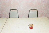 lorena lohr - untitled (chairs and hot sauce) 3