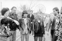 The East German punks who helped bring down the Berlin Wall 10