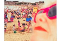 PAUL SMITH X MARTIN PARR photography beach 5