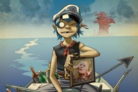 Jamie Hewlett - The Young Fool and the Sea 2