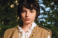 Finn Wolfhard Collier Schorr Robbie Spencer Dazed 2016 5