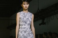 Hugo Boss SS16 womenswear New York Evan Schreiber 12