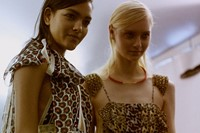Just Cavalli SS15 Dazed Backstage Lea Colombo 7