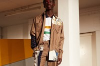 Ahluwalia Studio SS20 London Fashion Week Mens LFWM Dazed 0