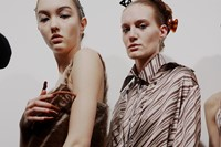 faustine steinmetz aw18 lfw london fashion week nails