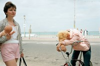Unseen photos from Martin Parr's archive in Dazed spring 9