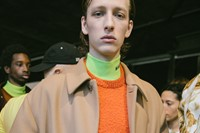 MSGM AW19 Menswear Dazed Backstage 13