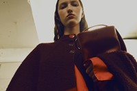 Roksanda Ilincic AW17 womenswear london lfw dazed