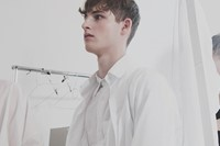 Craig Green SS15 Mens collections, Dazed backstage 6