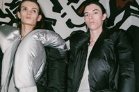 Rick Owens Menswear AW19 Dazed Backstage 2