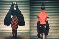 Simon Costin McQueen for Givenchy Haute Couture AW 4