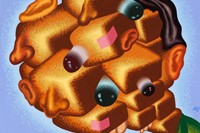 Peter Saul: Some Terrible Problems 2