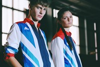 BEN and AMALIA wear Team GB kit by STELLA MCCARTNE 8