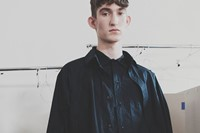 Craig Green SS15 Mens collections, Dazed backstage 11