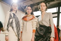 Backstage at the AW20 Y/Project fashion show 2 1