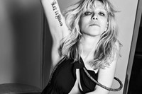 Courtney Love for Saint Laurent 0