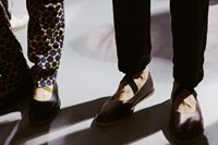 Dries Van Noten SS15 Mens collections, Dazed backstage 27