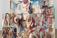 Carolee Schneemann at PS1 0