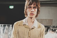 Topman SS15 Mens collections, Dazed backstage 2