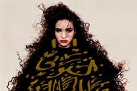 Farida-Paris-1985-Jean-Paul-Goude 2