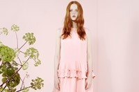 Simone Rocha X J Brand lookbook, Dazed