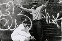 BDP's Scott La Rock and KRS-1 - Courtesy of Janette Beckman 3