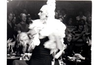 Nan Goldin Naomi in the beauty parade 1972 1