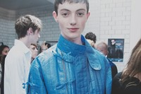 Craig Green SS15 Mens collections, Dazed backstage 4
