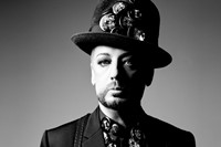 Dior Homme campaign Boy George Willy Vanderperre 0