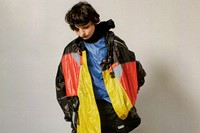 Finn Wolfhard Collier Schorr Robbie Spencer Dazed 2016 4