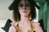 Jean Paul Gaultier SS19 Couture Paris Coco Rocha 4