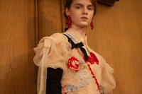 simone rocha aw18 lfw show fashion week 2