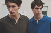 J.W. Anderson SS15 Mens collection, Dazed backstage 7