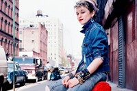 Madonna NYC'83: Richard Corman 1