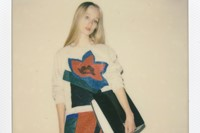 Sadie Williams SS16 instant film, Dazed Digital 2