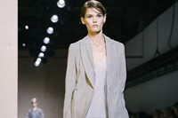 Hugo Boss SS16 womenswear New York Evan Schreiber 16