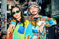 Guess x J Balvin Colores collection 2 2