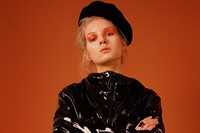 Lottie Moss Ryan Rivers photography Katy Fox styling Dazed 0
