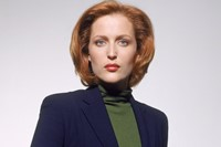 Scully cult female character style comic con 0
